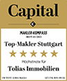 Capital Top Makler 2016/2017 - Stuttgart