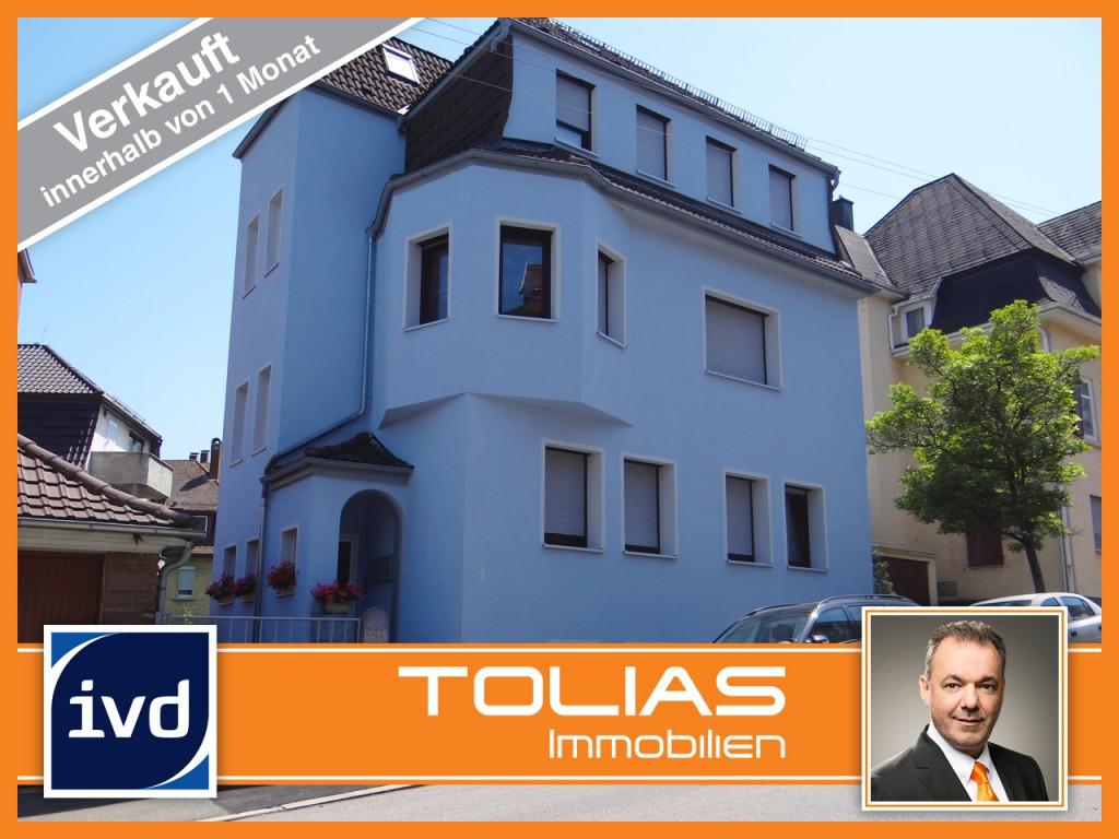 Mehrfamilienhaus in Stuttgart Zuffenhausen erfolgreich verkauft