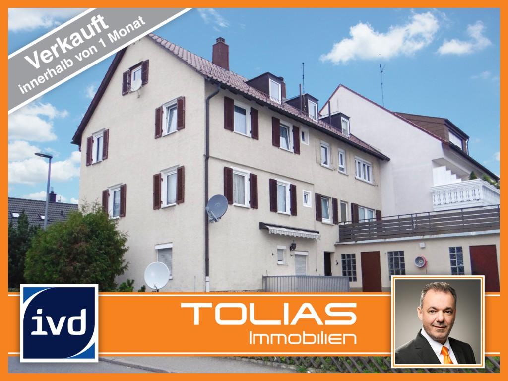 Kapitalanlage in Stuttgart-Stammheim erfolgreich verkauft