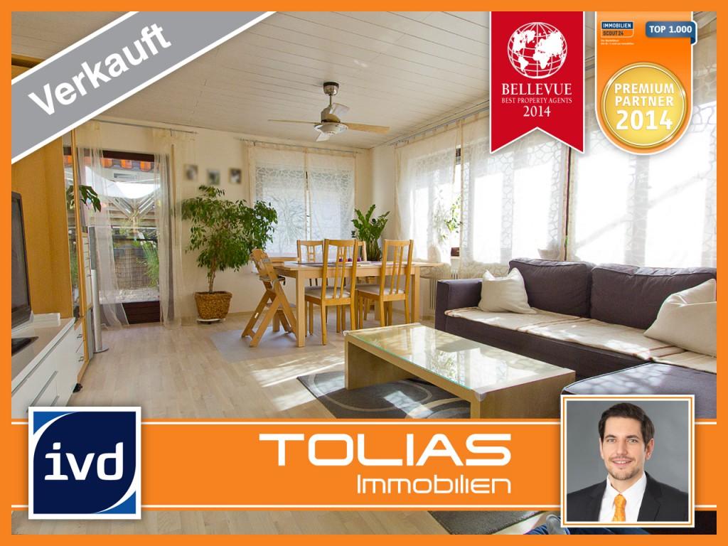 3,5-Zimmer-Wohnung in Kernen im Remstal erfolgreich verkauft