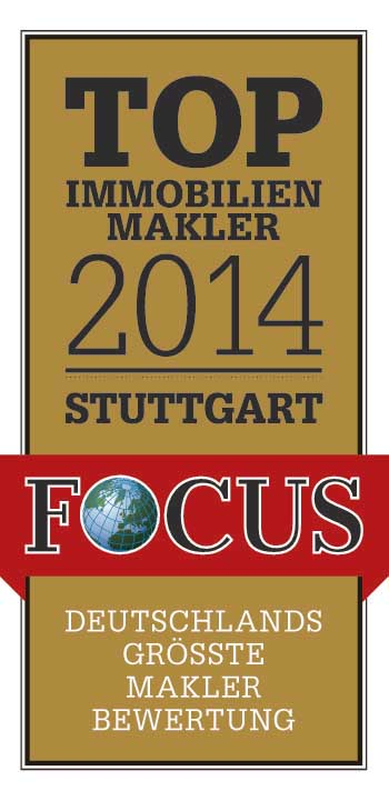 TOP Immobilienmakler Stuttgart 2014
