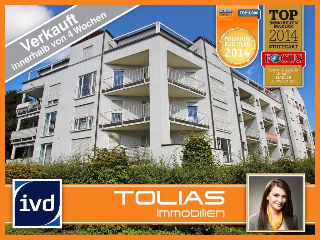 1,5-Zimmer-Apartment in Ludwigsburg-Ditzingen erfolgreich verkauft