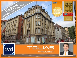 Wohnung in Stuttgart verkauft