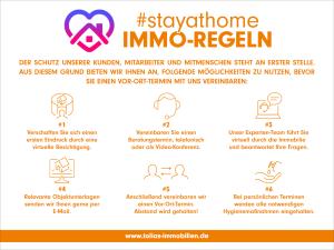 #stayathome Immo-Regeln