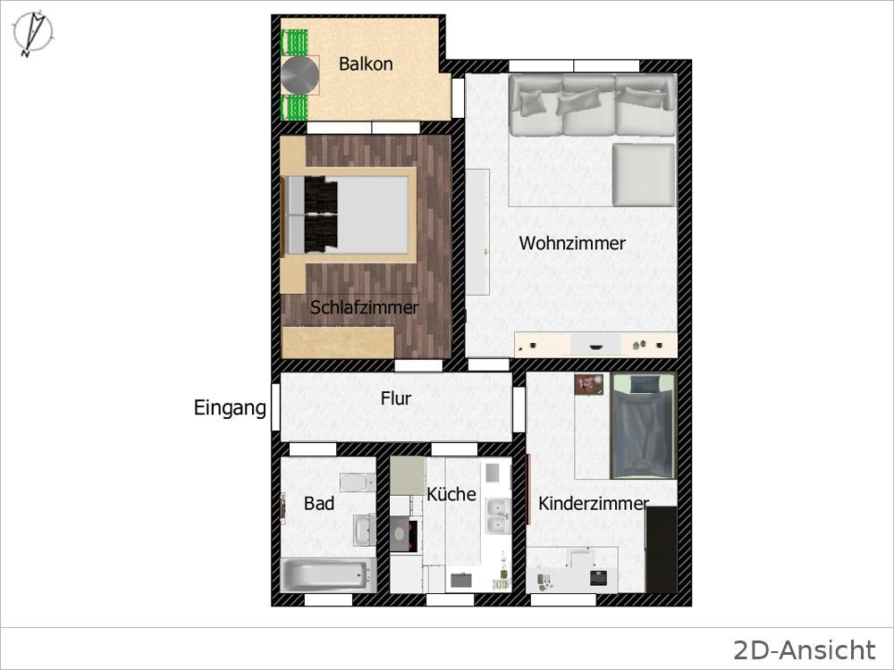 Zimmer Wohnung Waiblingen