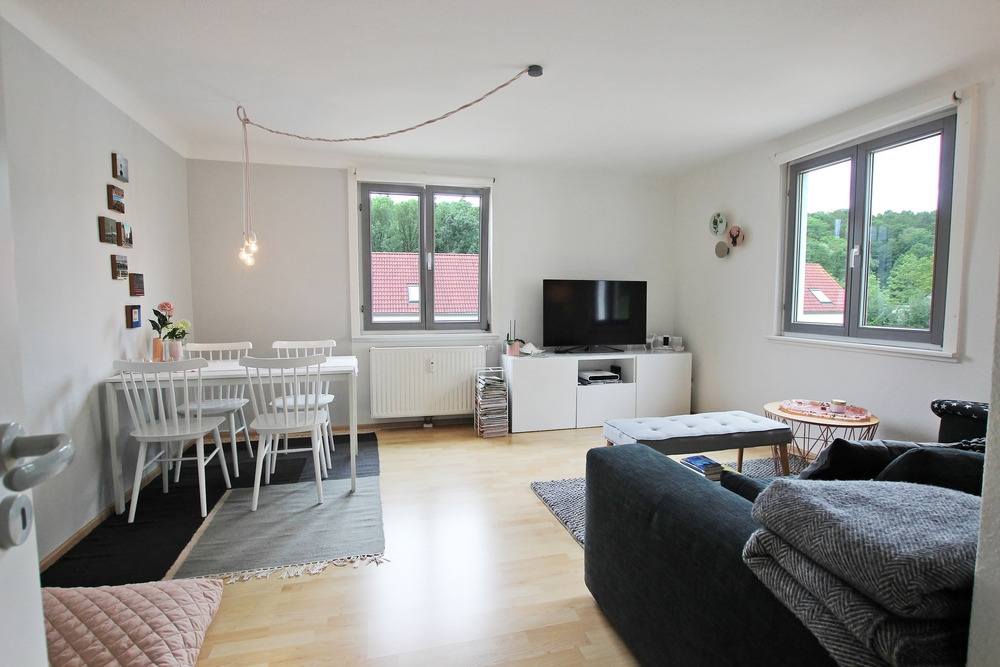 OG Wohnzimmer Haus Mieten Stuttgart Hedelfingen