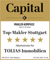 Capital Top Makler 2015 - Stuttgart